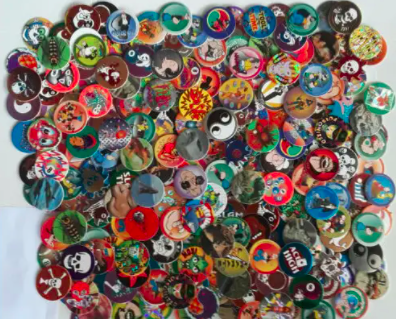 tons of pogs