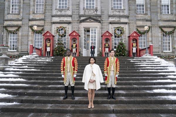 The Princess Switch 3: Romancing the Star Netflix