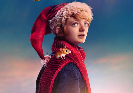 A Boy Called Christmas Netflix