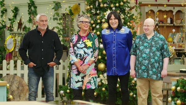 The Great British Baking Show: Holidays, Season 4