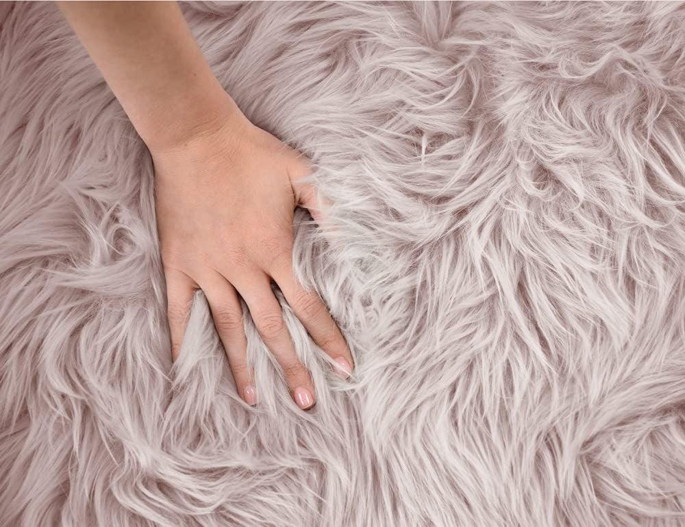 alfombra afelpada
