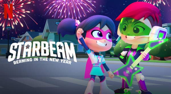 StarBeam: Beaming in the New Year