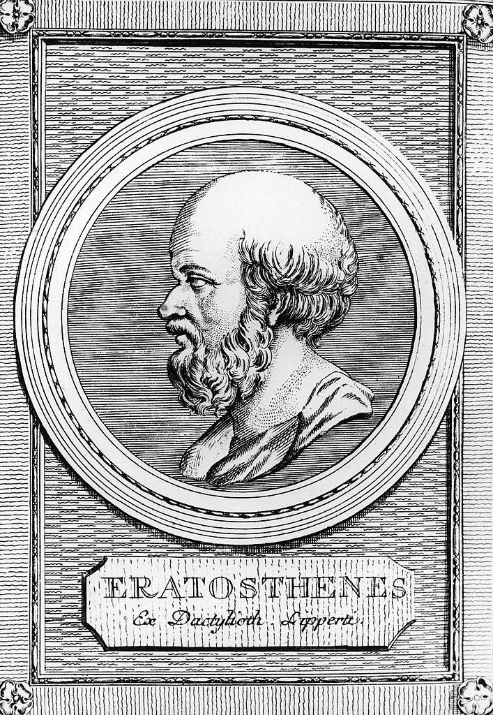 Eratosthenes drawing