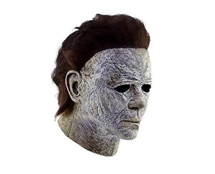 Foto de mascara de personaje de película de terror