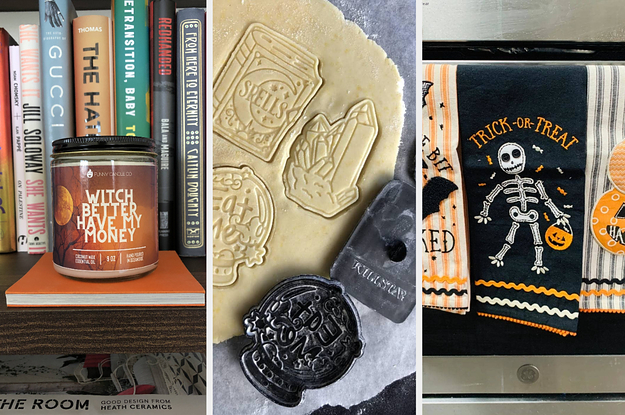 28 Ways To Create The Most Spooktacular Interior