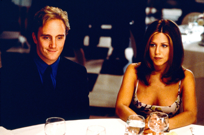 Nick and Kate at an awkward dinner