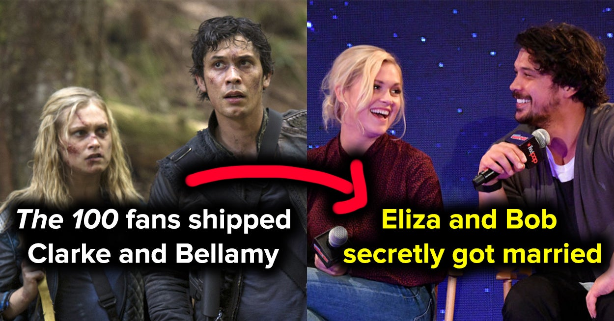 15 Romantic Leads With So Much Chemistry They Got Together IRL, And 10 Who Would Never, Ever Date Each Other