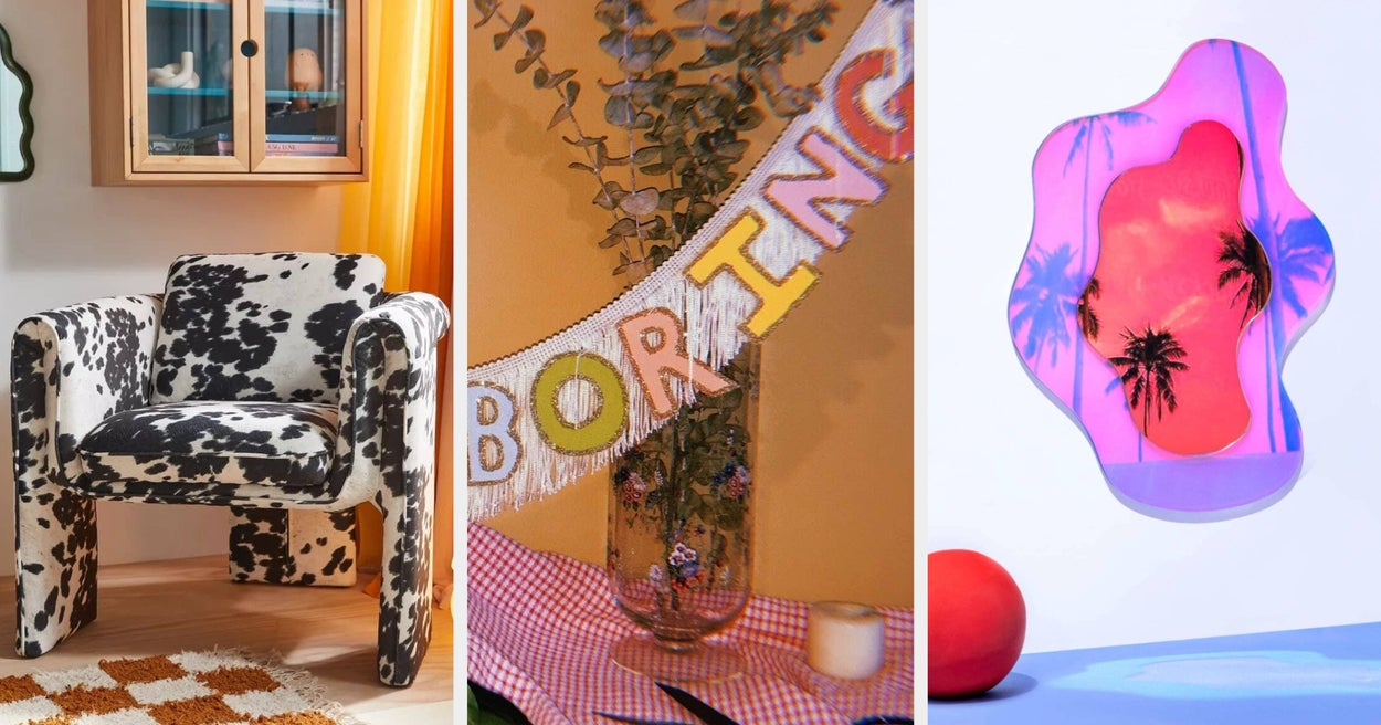 38 Products For People Who Genuinely Love Maximalism