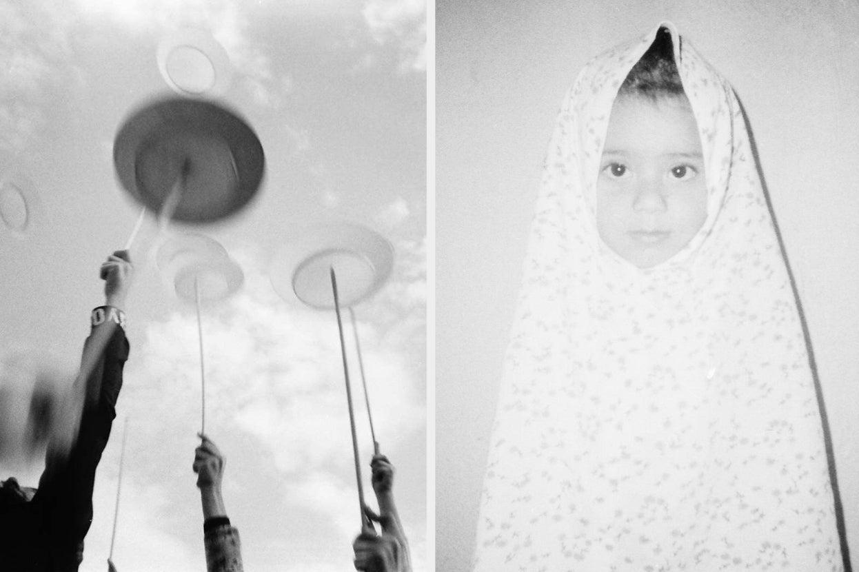 A Traveling Darkroom On The Syria–Turkey Border Is Encouraging Children To Make Photos