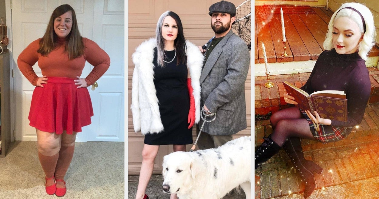 31 Pieces Of Clothing That Can Double As A Last-Minute Halloween Costume