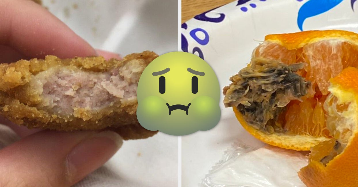 20 Terrible School Lunches That I Can't Believe Were Served To Children
