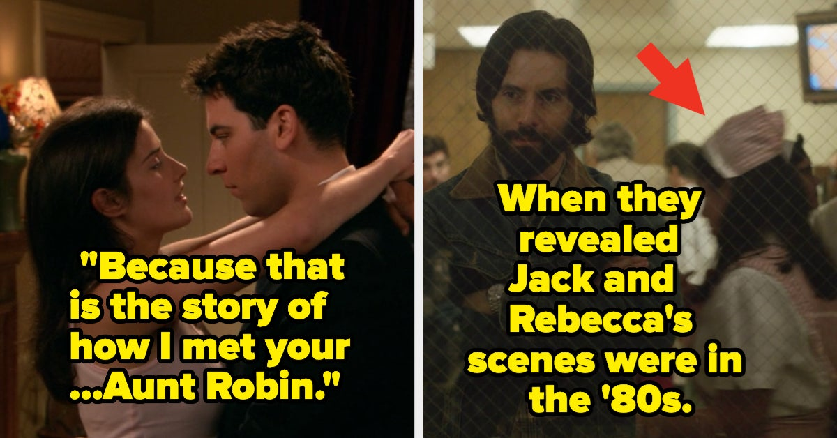 16 Plot Twists In TV Pilots That Turned People From Casual Viewers Into Hardcore Fans