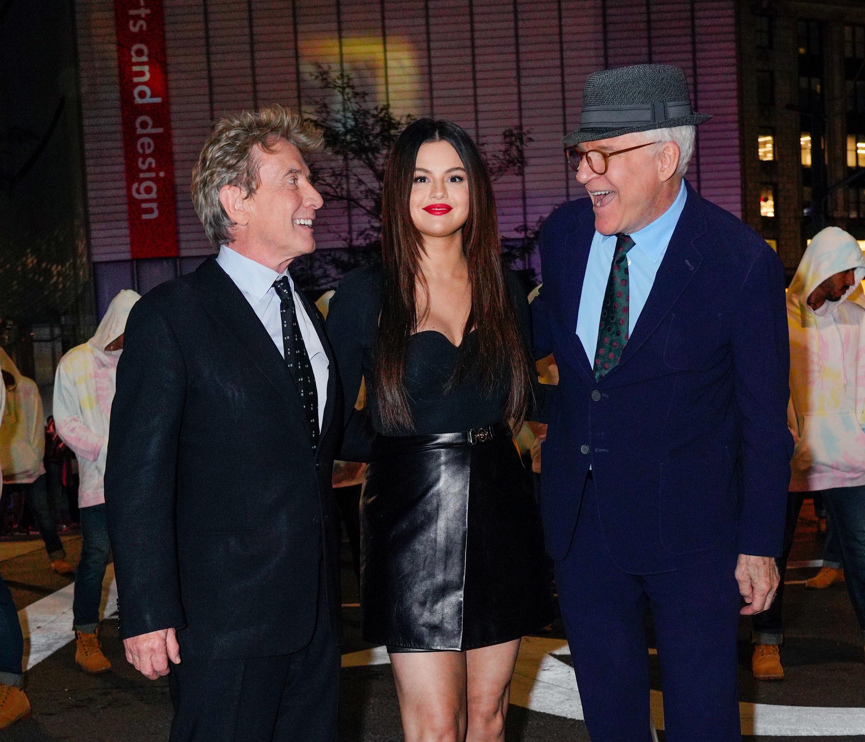 Martin Short, Selena Gomez, Steve Martin