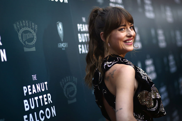 Dakota Johnson Revealed She Lives Next To A Very Famous Person Who Won't Invite Her To His Parties