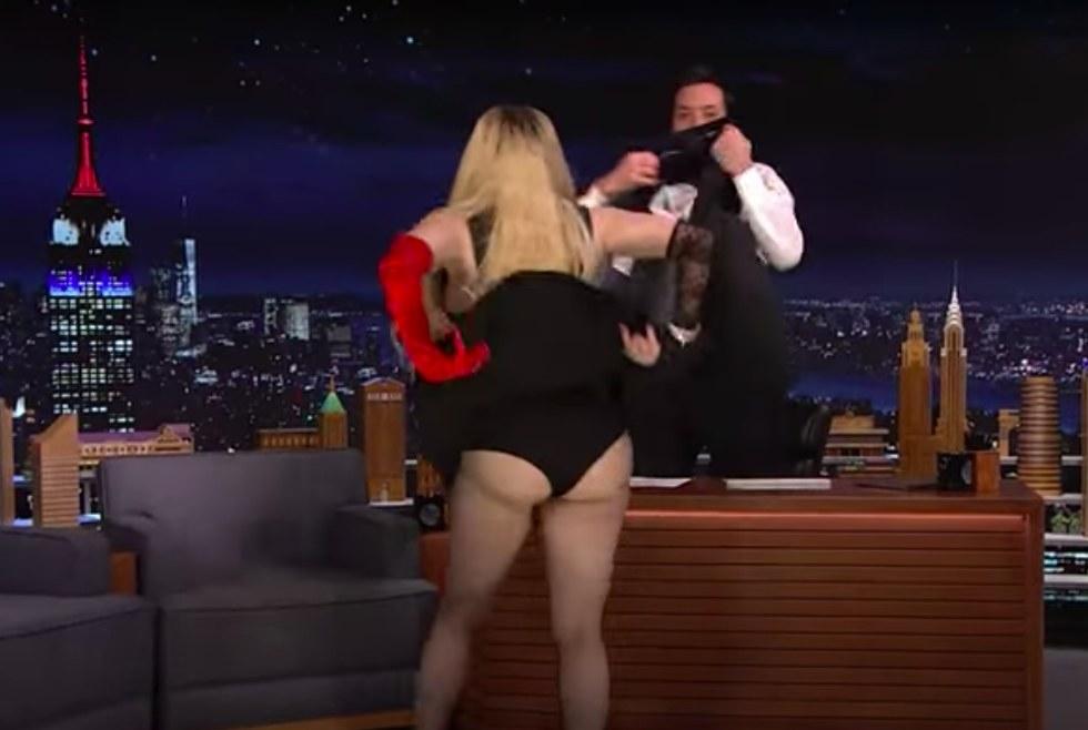 Jimmy Fallon, Madonna