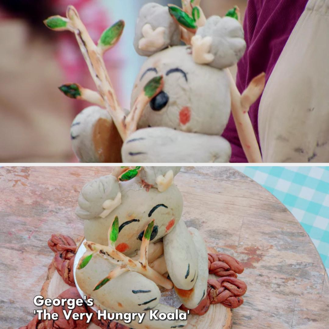 George's final koala
