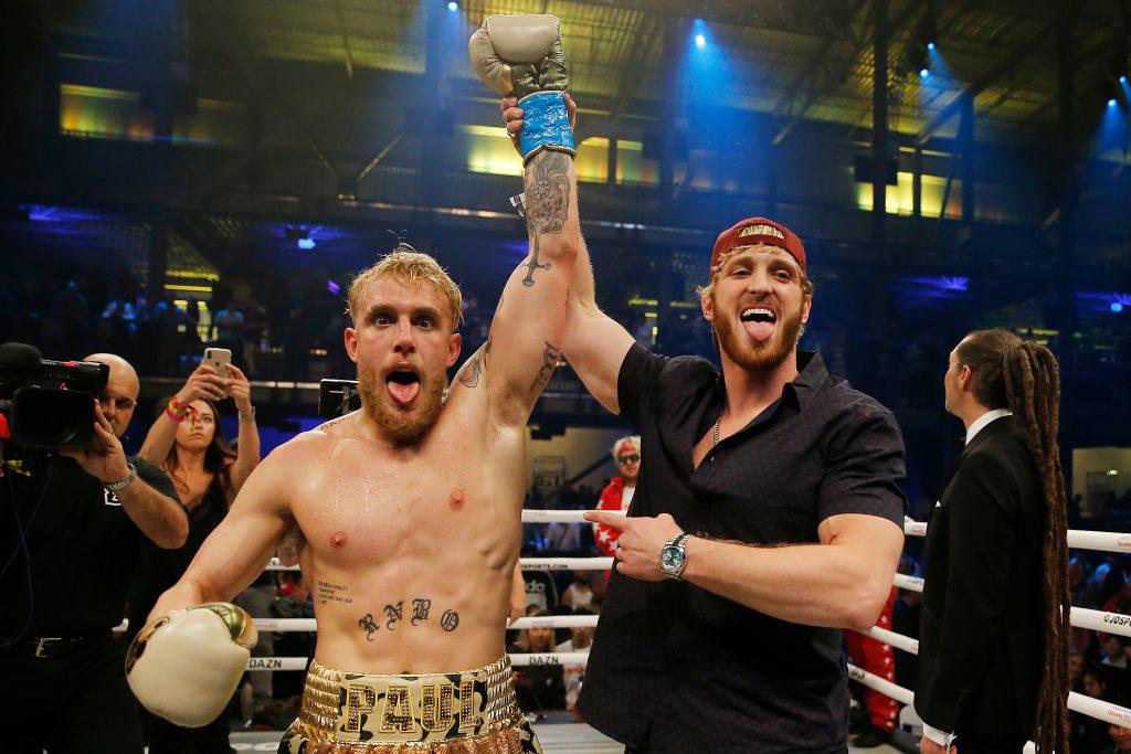 Jake and Logan Paul
