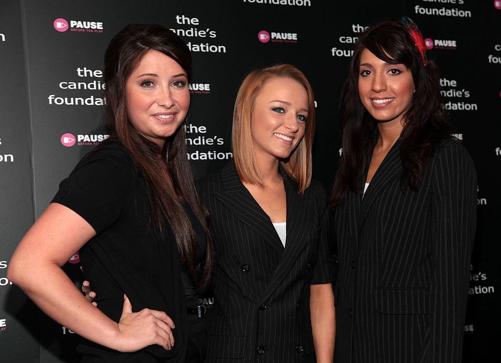 Three Teen Mom cast members