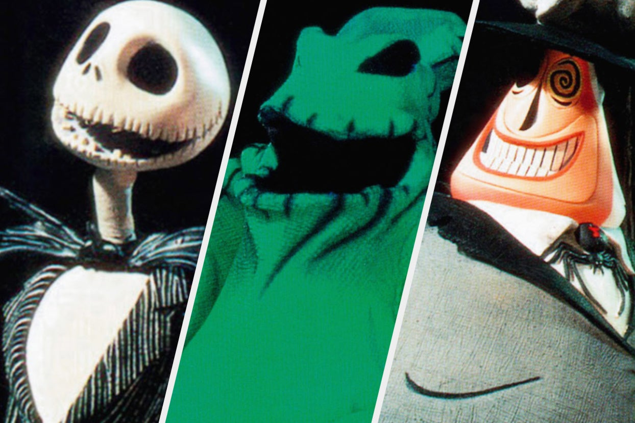 """Can You Remember Every Single Detail About """"The Nightmare Before Christmas""""?"""