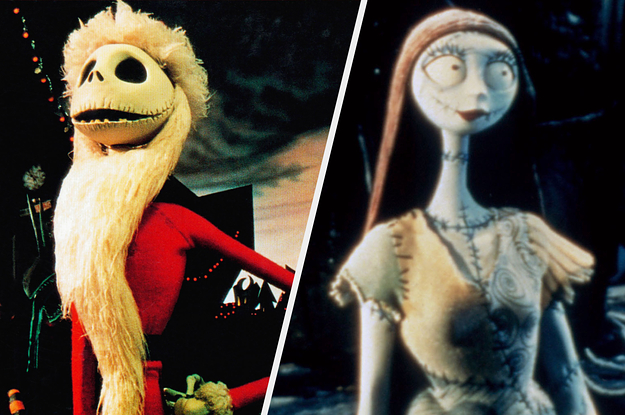 """Only True Fans Of """"The Nightmare Before Christmas"""" Will Score At Least 80% On This Trivia Quiz"""