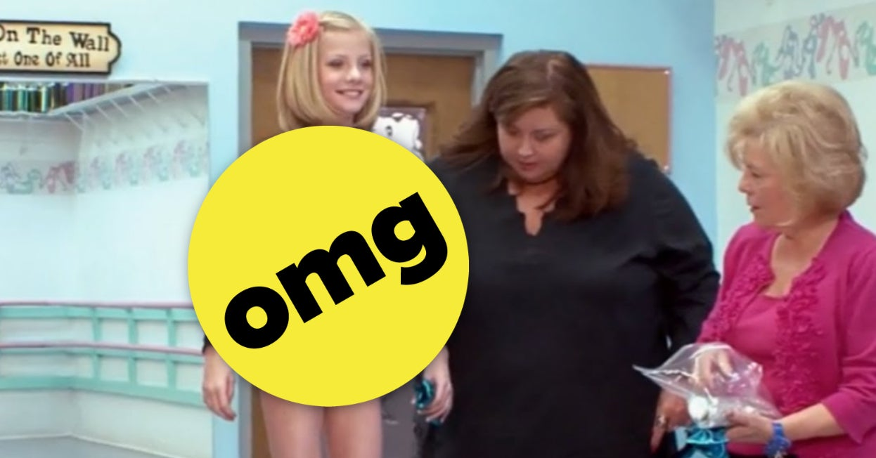 """17 Times """"Dance Moms"""" Was Problematic As Heck"""