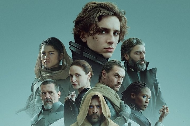 """Here's The Cast Of """"Dune"""" And The Characters They Are Playing"""