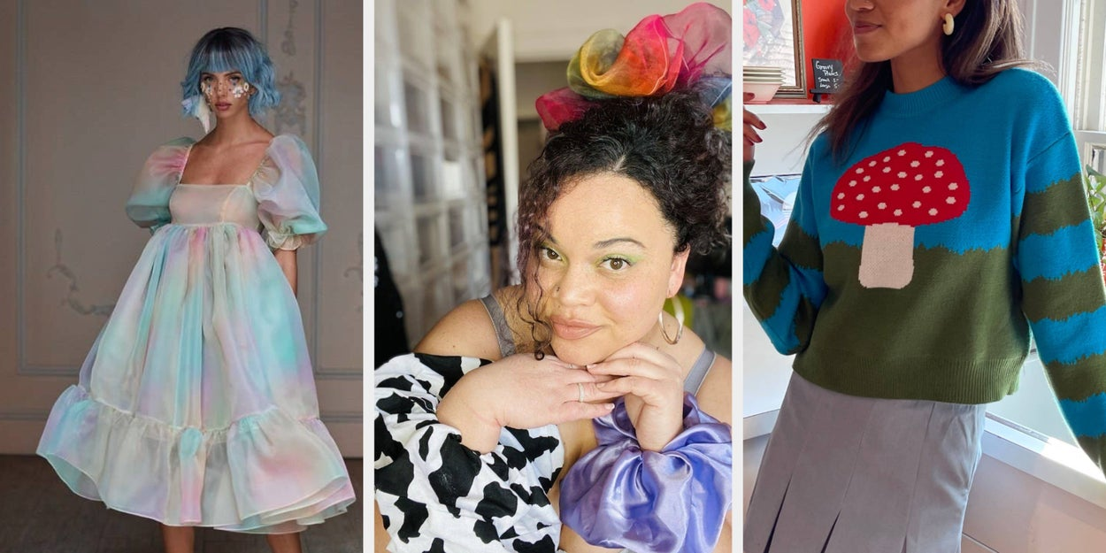 40 Gorgeous Things That'll Make You Feel Like A Kid Playing Dress Up Again thumbnail