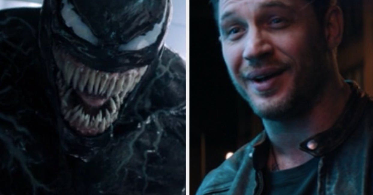 Is Your Personality More Like Venom Or Eddie?