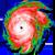 Hurricane Irene badge