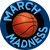 March Madness badge