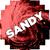 Hurricane Sandy badge