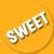 Sweet badge