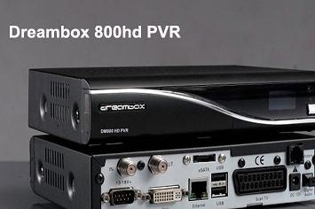 DM800S Dreambox 800 Hd Pvr Digital Satellite Receiver