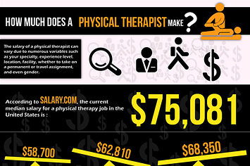 how much do physical therapists make, Human Body