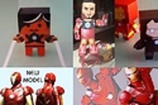 Paper, resin make Iron Man suit | Local News | billingsgazette.com | 212x320