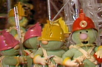 """""""Fraggle Rock"""" Doozers Get Their Own Spin-Off"""