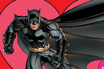 18 punny valentines day cards from dc comics - Valentines Day In Dc