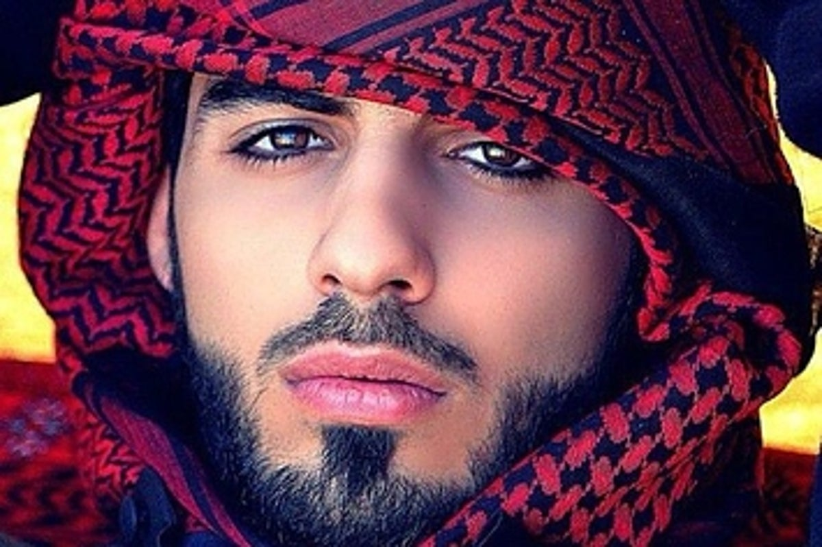 Handsome world arab most in man the 10 Most