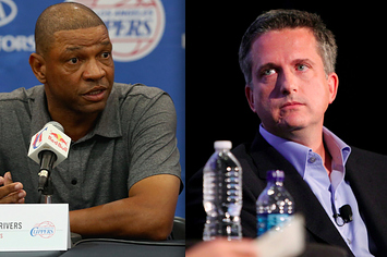 Bill Simmons And Doc Rivers Bicker Like A Divorced Couple On Live TV