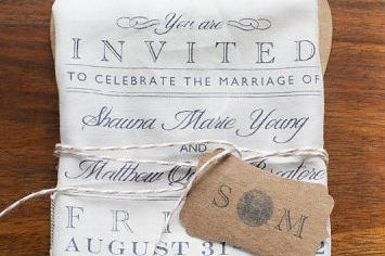 16 Alternative Wedding Invitations And Save The Dates