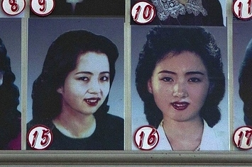28 Fashionable Haircuts The North Korean Government Wants You To Get