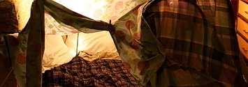 & 5 Steps To Building Your Own Epic Blanket Fort