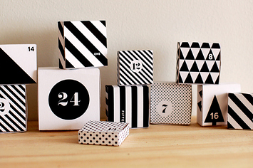33 clever and adorable diy advent calendars solutioingenieria Choice Image