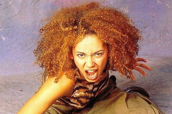 Scary Spice Spent Most Of The 90s With Her Mouth Open