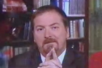 Behold    The Chuck Todd Finger Dance