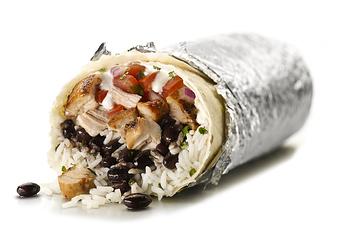 Ode To You, Sweet, Sweet Burrito