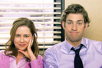 the best jim and pam moments from quotthe officequot so far