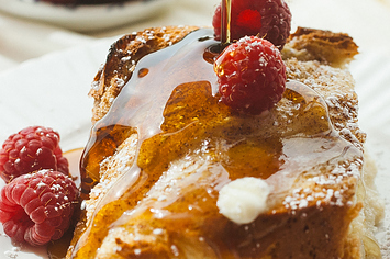 How To Make Boozy French Toast