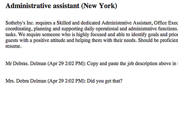 Is This The Worst Craigslist Job Posting Ever?