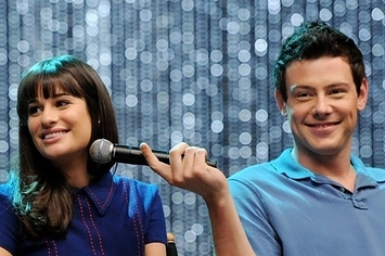 Cory Monteith og Lea Michele dating 2011